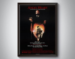 "Quadro ""Filme Angel Heart"""