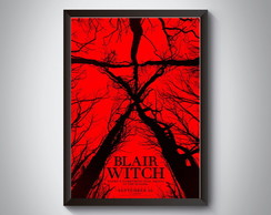 "Quadro ""Filme Blair Witch"""