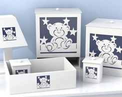 Kit Higiene Urso Baby Star
