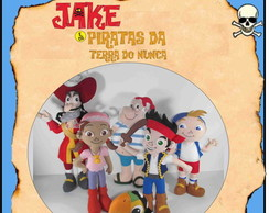 Apostila digital Jake e os Piratas