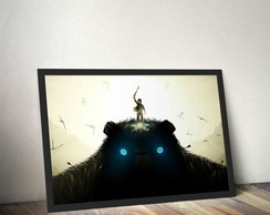 Quadro Shadow of the Colossus