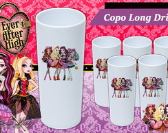Copo Long Drink - Ever After High