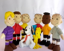 Turma do Snoopy Feltro