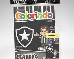 695f48889f Kit Colorir Botafogo + Brindes