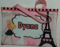 sacolas Barbie Moda Paris