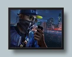 Quadro watch dogs 2