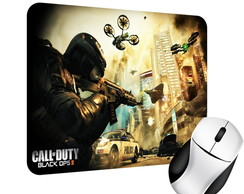 Mouse Pad do Call of Duty