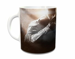 Caneca de Porcelana do Call of Duty M06