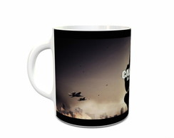 Caneca de Porcelana do Call of Duty M04
