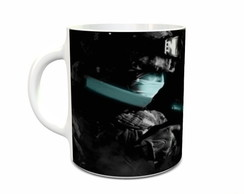 Caneca de Porcelana do Call of Duty M02