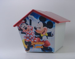 Casinha - Mickey e Minnie