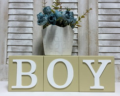 BOY Cubos Decor - 7X7cm