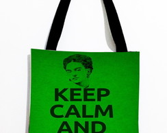 Bolsa Frida Keep Calm