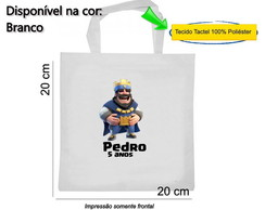 Sacola Eco Bag Tema Clash Royale