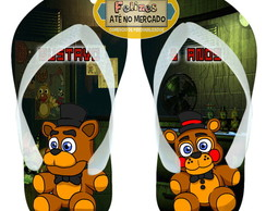 Chinelo Fresta Five Night at Freddy´s