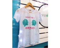 Tshirt Mermaid M