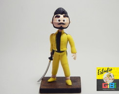 Miniatura Kill Bill em Biscuit