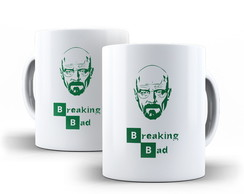Caneca Walter Breaking Bad