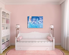 Quadro Decorativo Frozen 0003