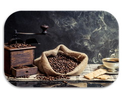 Tapete Decorativo Coffee TPCOZ001B