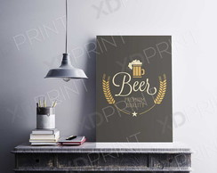 Quadro Decorativo - Beer