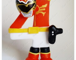 Vela Power Ranger Megaforce Red