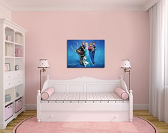 Quadro Decorativo Frozen 0009