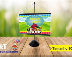 Mini Banner Angry birds