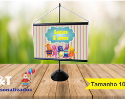 Mini Banner Backyardigans 2