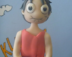 One piece - Luffy Biscuit