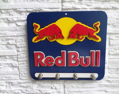 PORTA CHAVES RED BULL