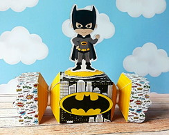 Caixa bala Batman Cute