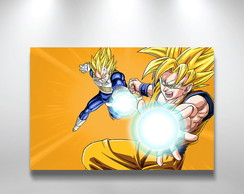 Placa Decorativa Dragon ball