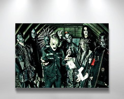 Placa Decorativa Slipknot