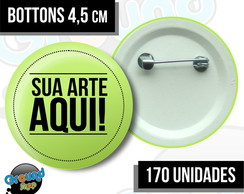170 Botons 4,5 Personalizados - Buttoms