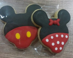 Cookies Mickey e Minnie