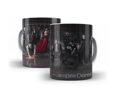 Caneca The Vampire Diaries