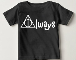Camisetinha Harry Potter Iways