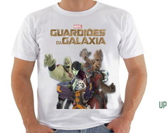 camiseta guardiões da galaxia