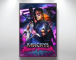 Placa Decorativa vintage farcry