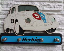 porta chave herbie fusca 66