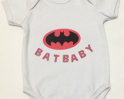 Body Customizado - Batbaby