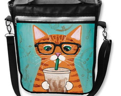 Bolsa notebook Cat Colors