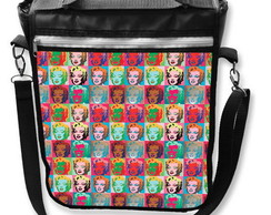 Bolsa notebook Marilyn Monroe