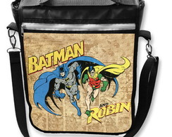 Bolsa notebook Batman Retrô