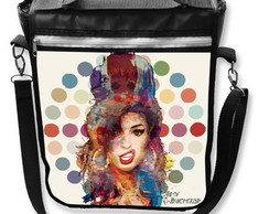 Bolsa notebook Amy Winehouse Colorê