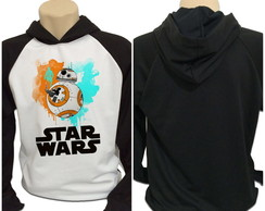 Moletom Star Wars BB8