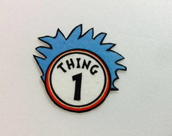 PATCH COISA 1 - THING 1 TERMOCOLANTE