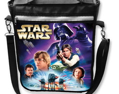 Bolsa notebook Star Wars The Force