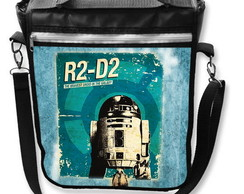 Bolsa notebook Star Wars R2D2